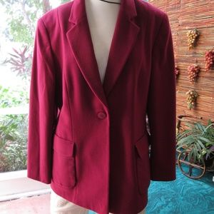 Women's Blazer Fashion Work Casual  Jacket/ Coat